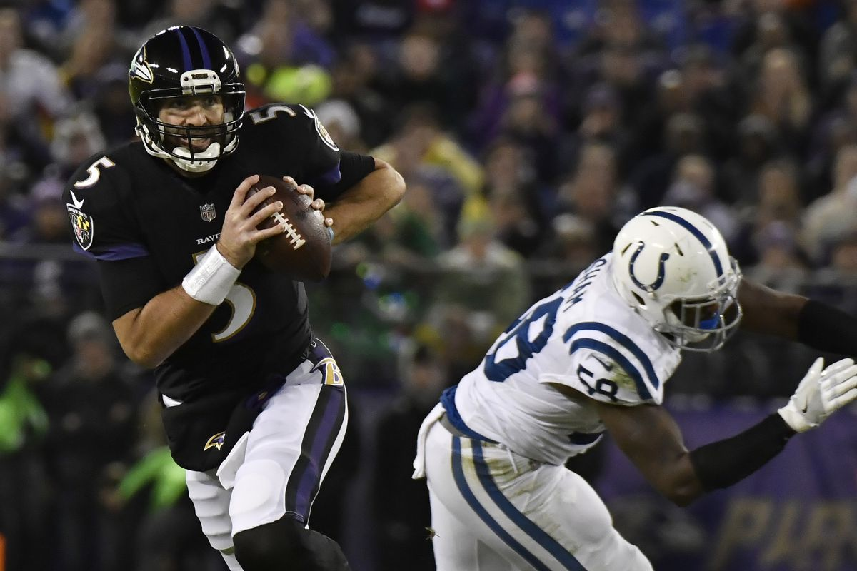 Ravens vs Colts