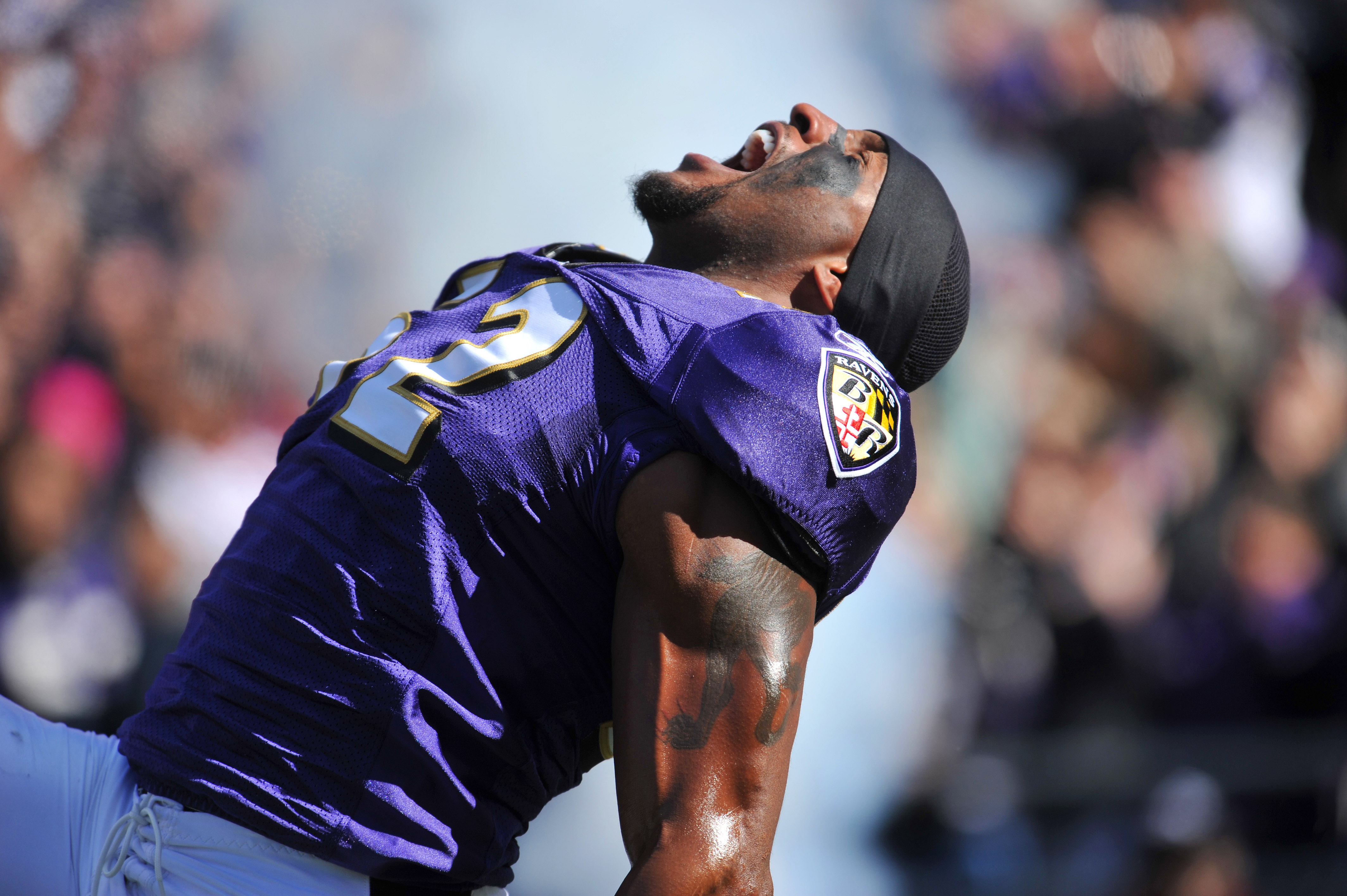 Ray Lewis Hall Of Fame
