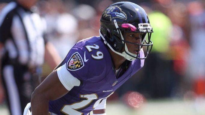 Marlon Humphrey Ravens
