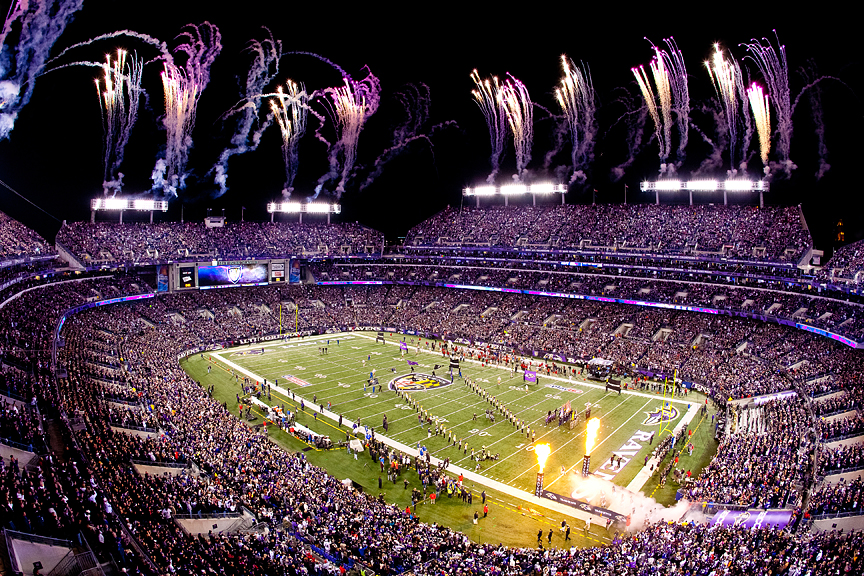 Ravens Practices Open to Fans