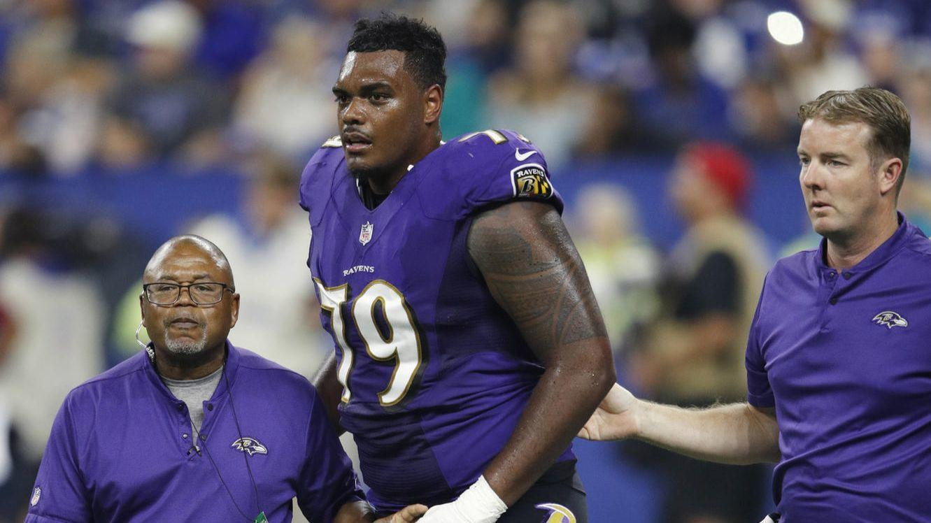 Ronnie Stanley Injury