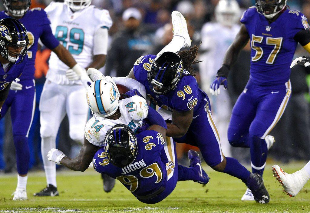 Ravens Dolphins Preseason