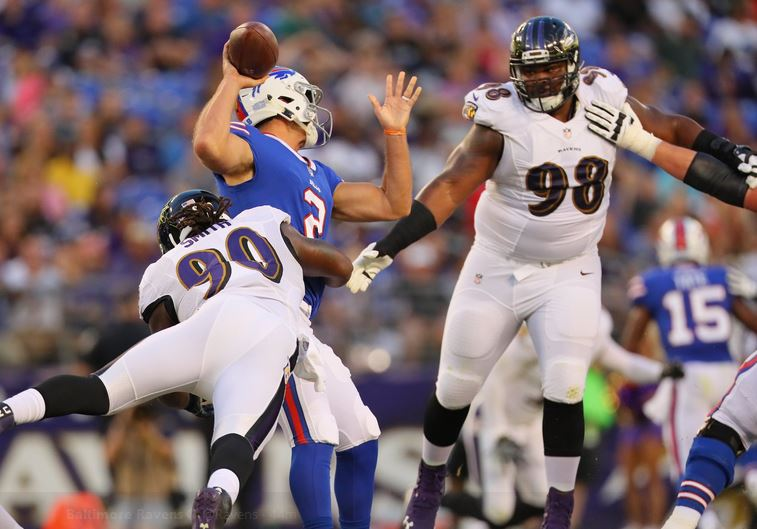 Ravens Bills 2018 Review