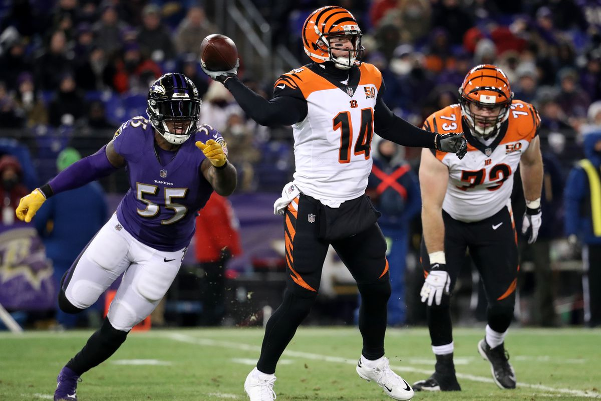 Ravens Bengals Thursday Night Football