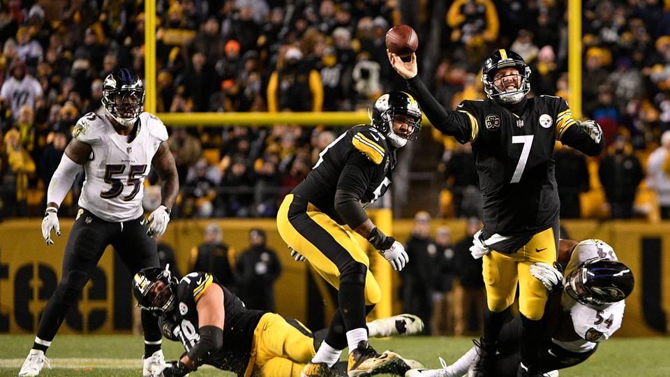 Ravens Steelers 2018