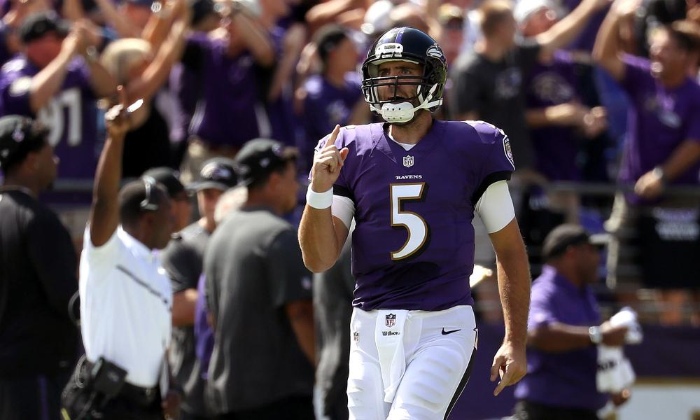 Ravens Need Win