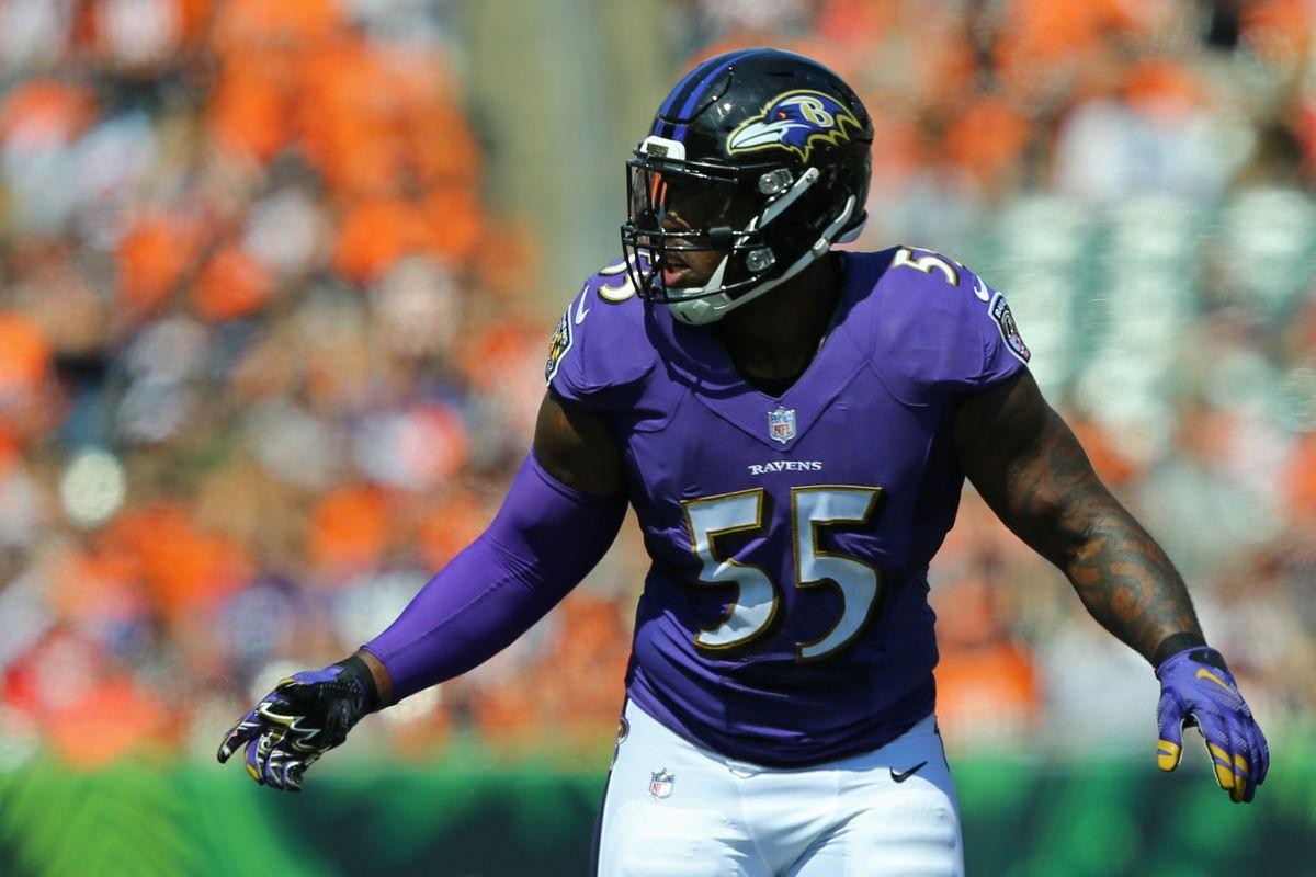 Terrell Suggs Ravens Retirement