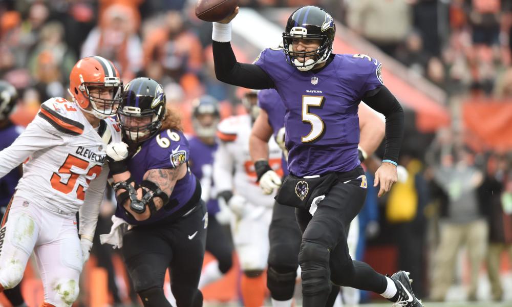 Baltimore Ravens Cleveland Browns