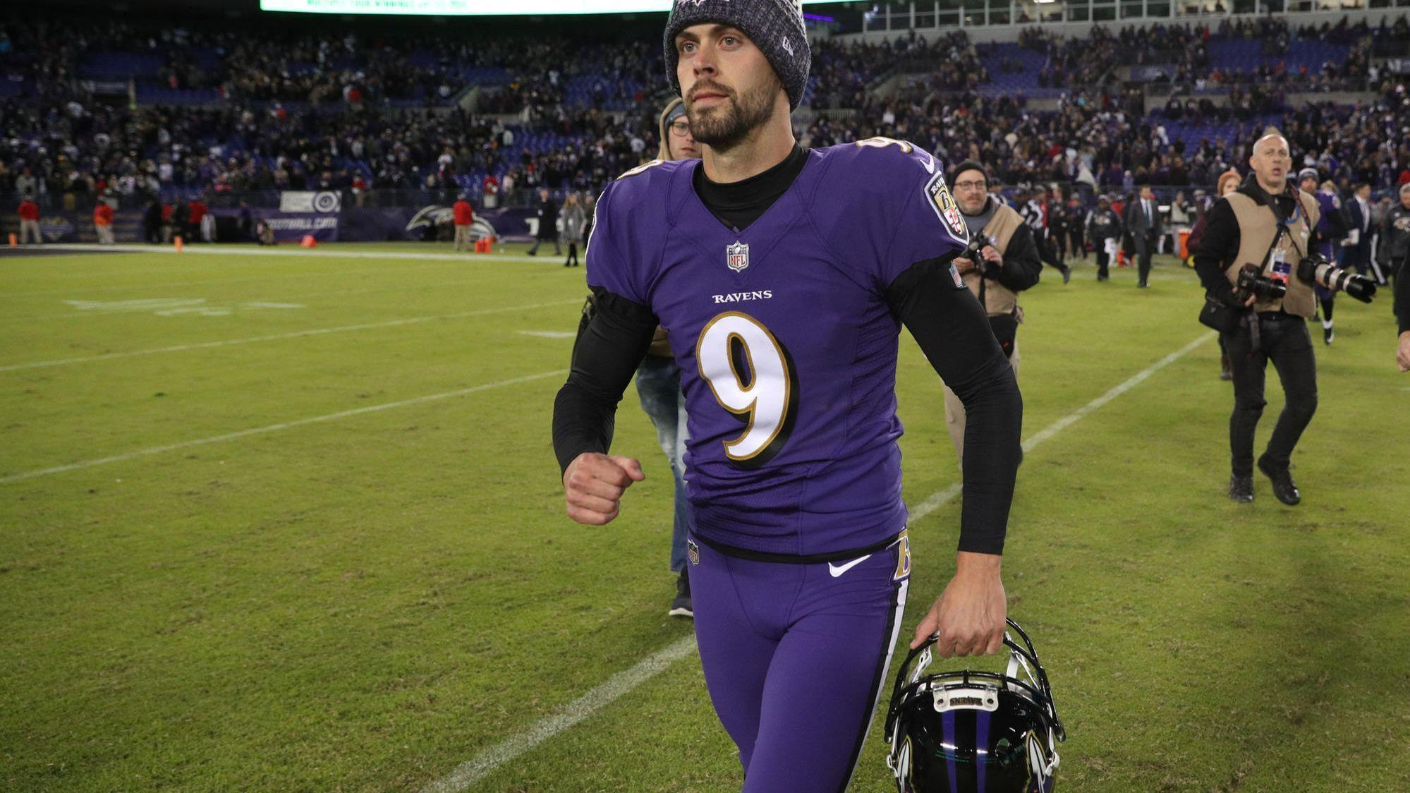 Justin Tucker Missed PAT