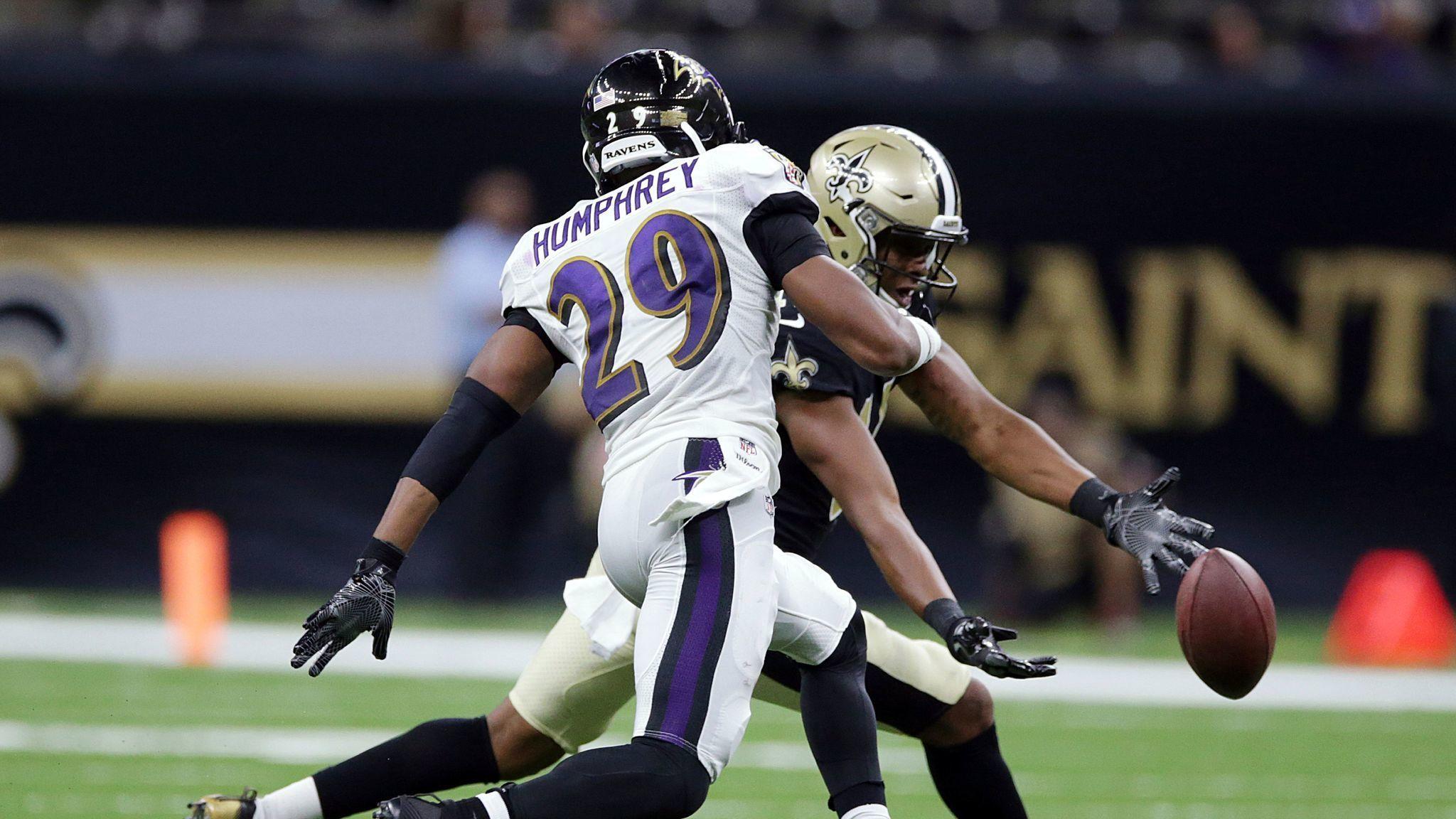 Ravens Injury Update Week 7