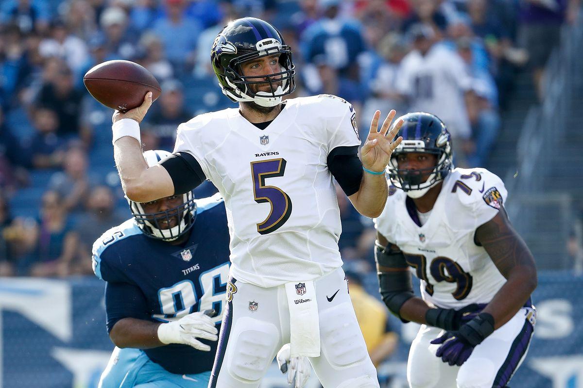 Ravens Titans Week 6 2018