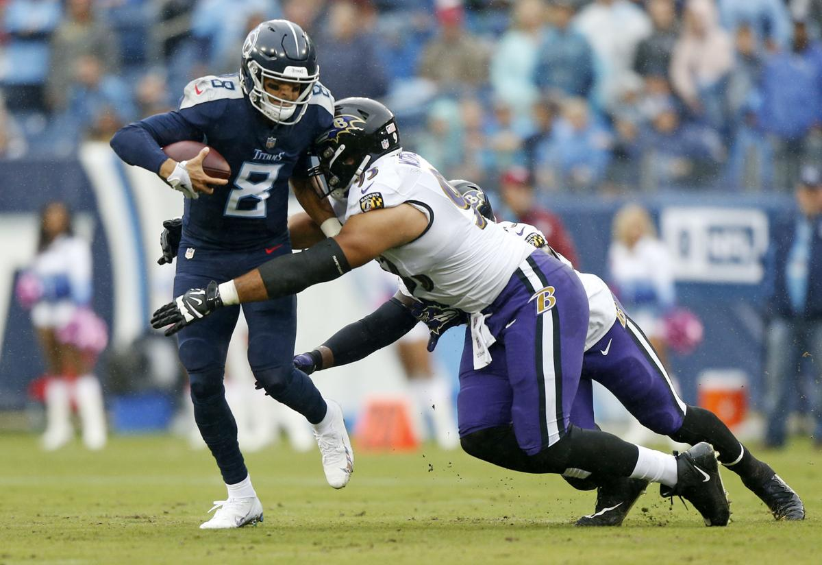 Ravens Titans Review