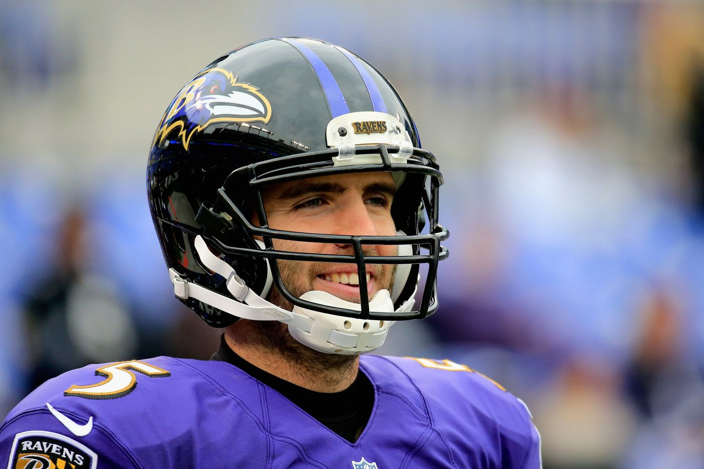 Joe Flacco Hip Injury