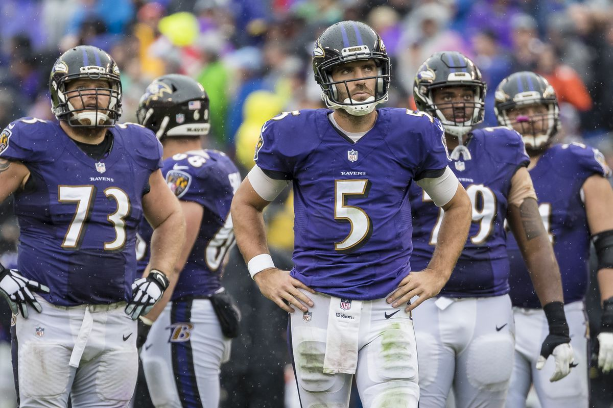 Ravens Bye Week