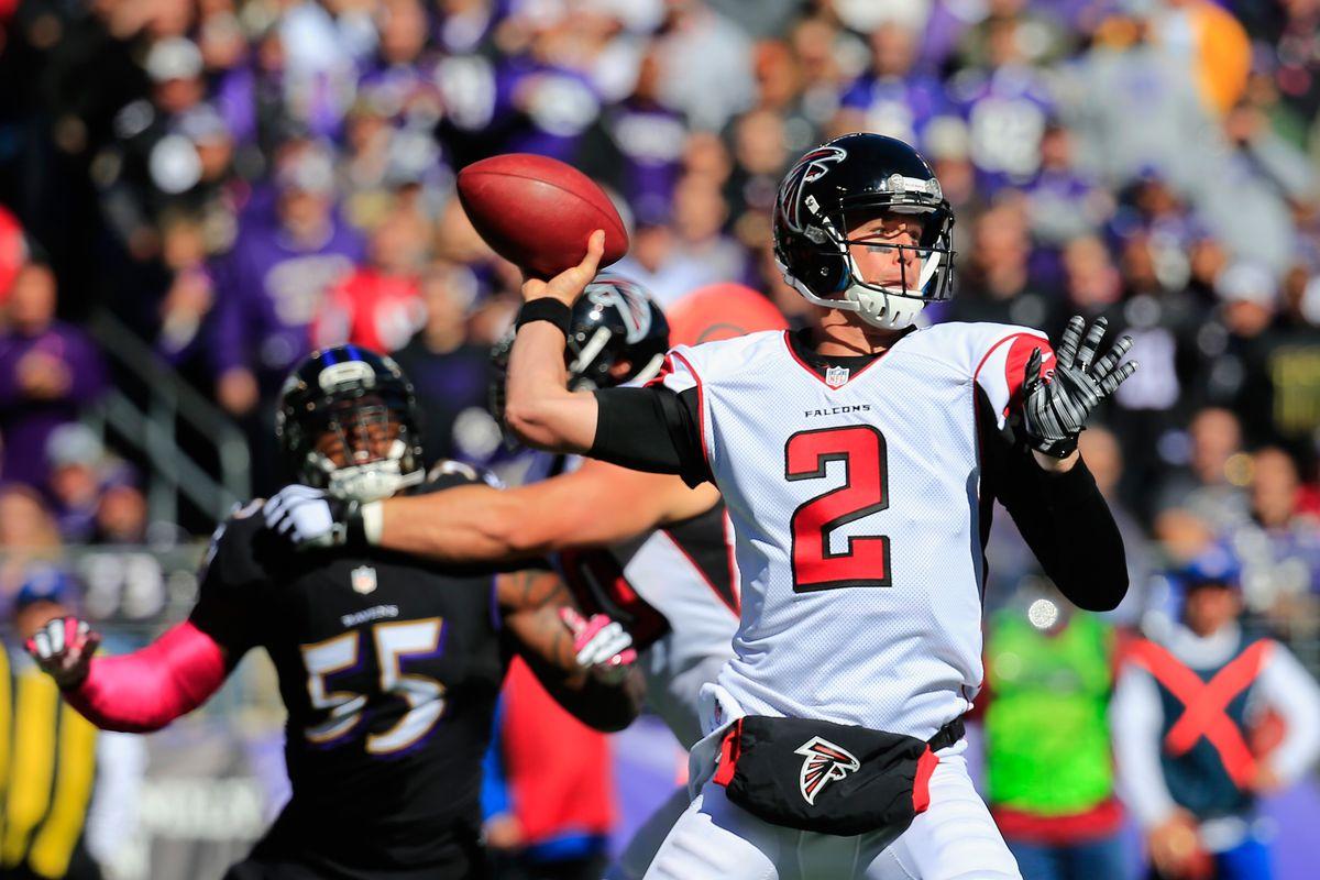 Ravens Falcons 2018