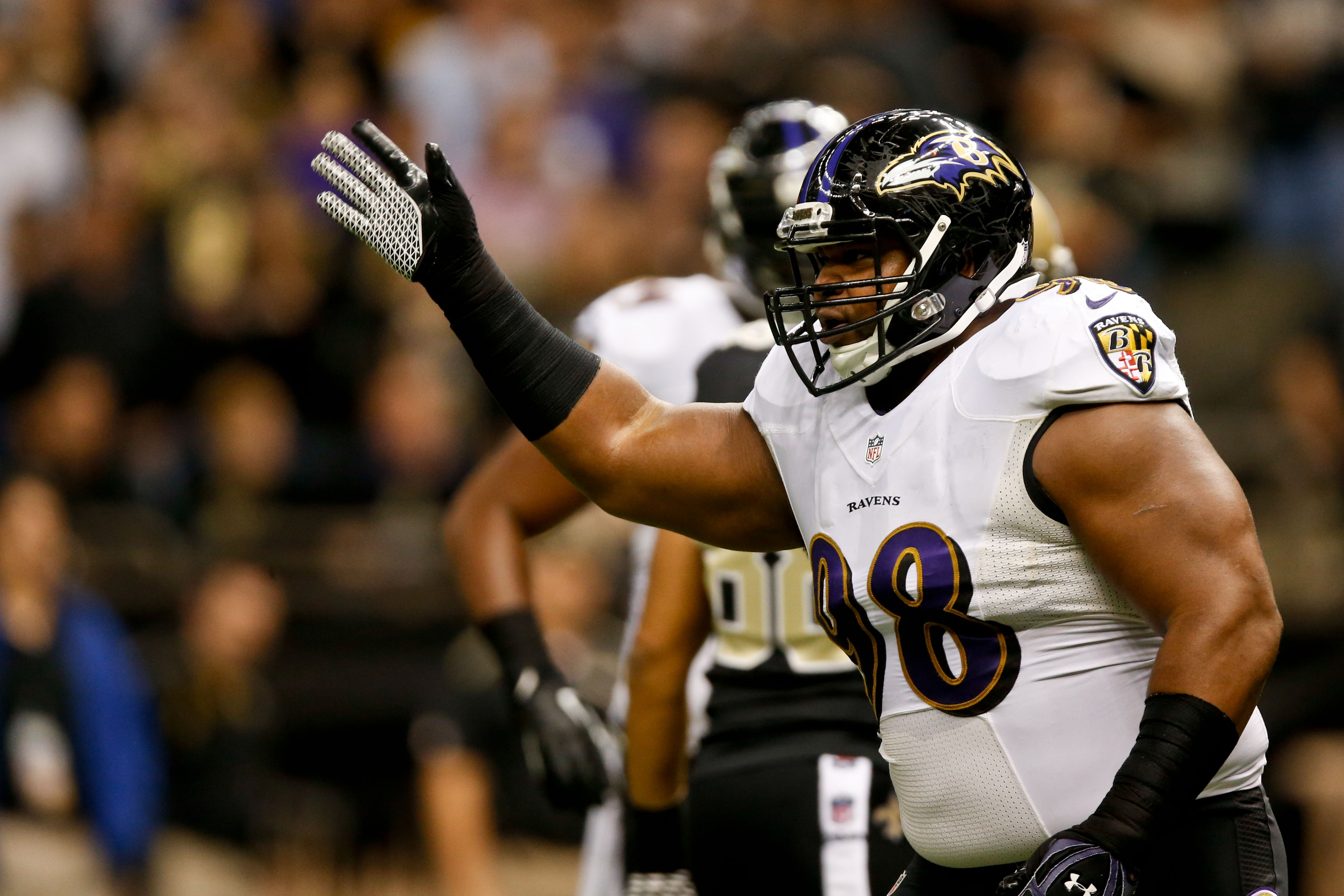 Brandon Williams Ravens Pro Bowl