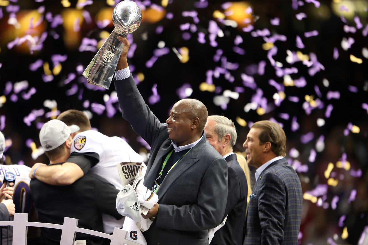 Ozzie Newsome Ravens Retirement