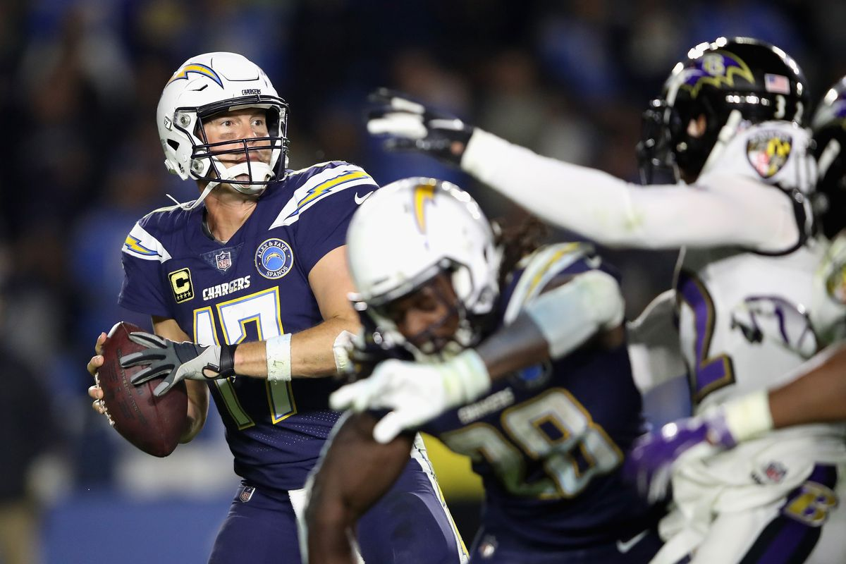 Ravens Chargers Wild Card Playoffs Predictions