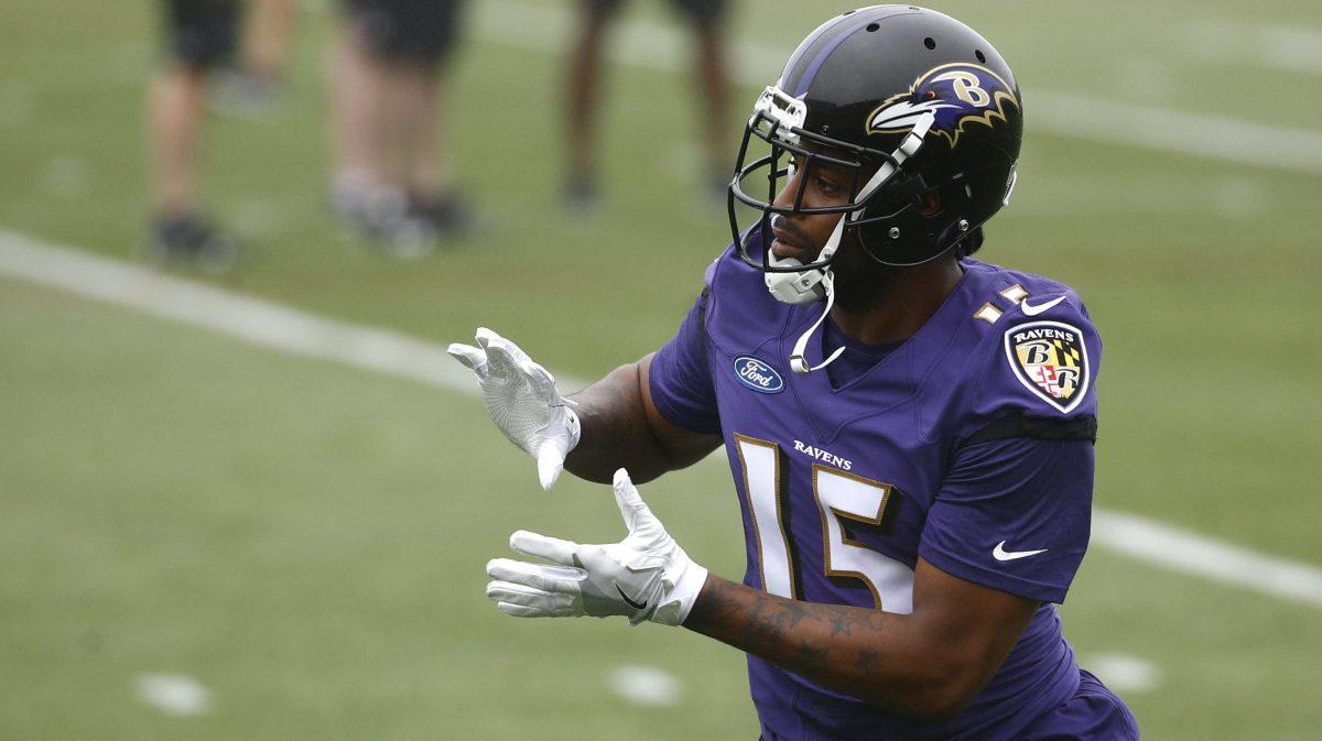 Ravens Release Crabtree