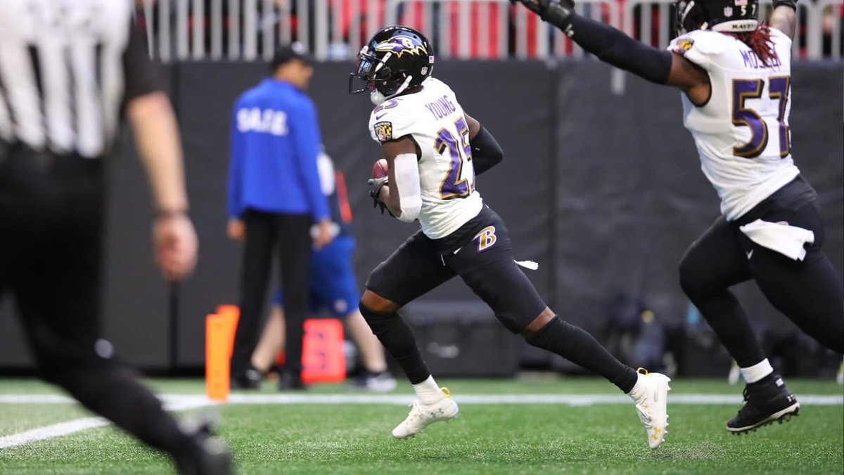 Tavon Young Ravens Contract