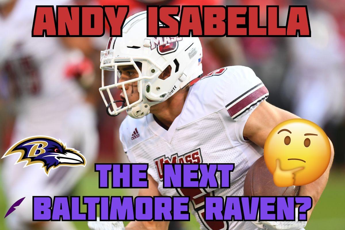 Andy Isabella Baltimore Ravens