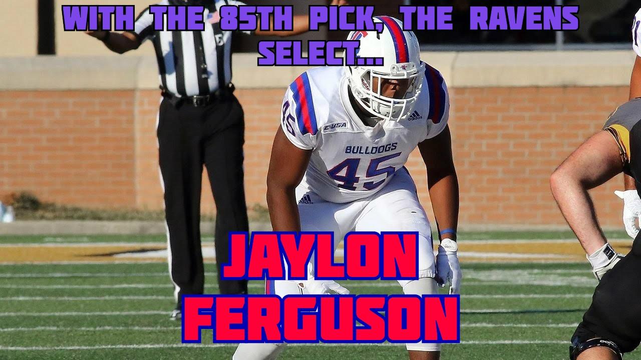 Jaylon Ferguson Ravens