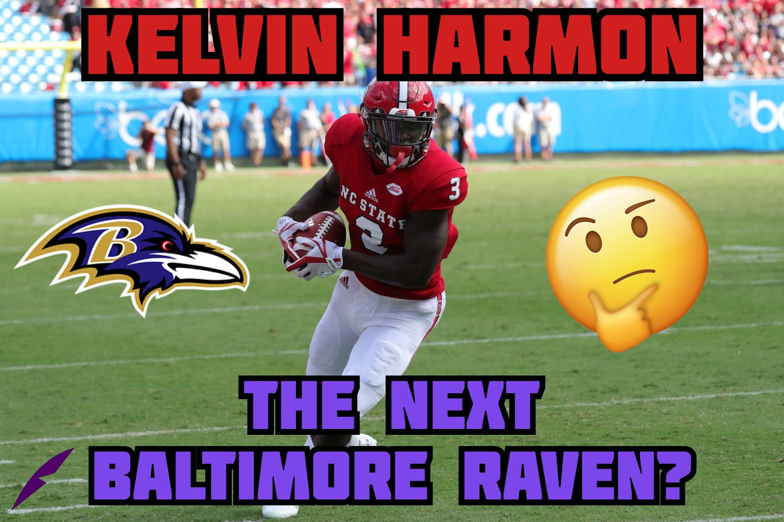 Kelvin Harmon Ravens