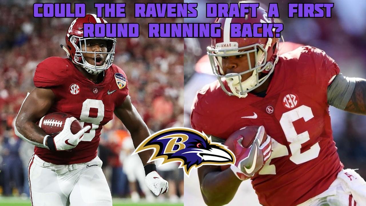 Baltimore Ravens Josh Jacobs Damien Harris