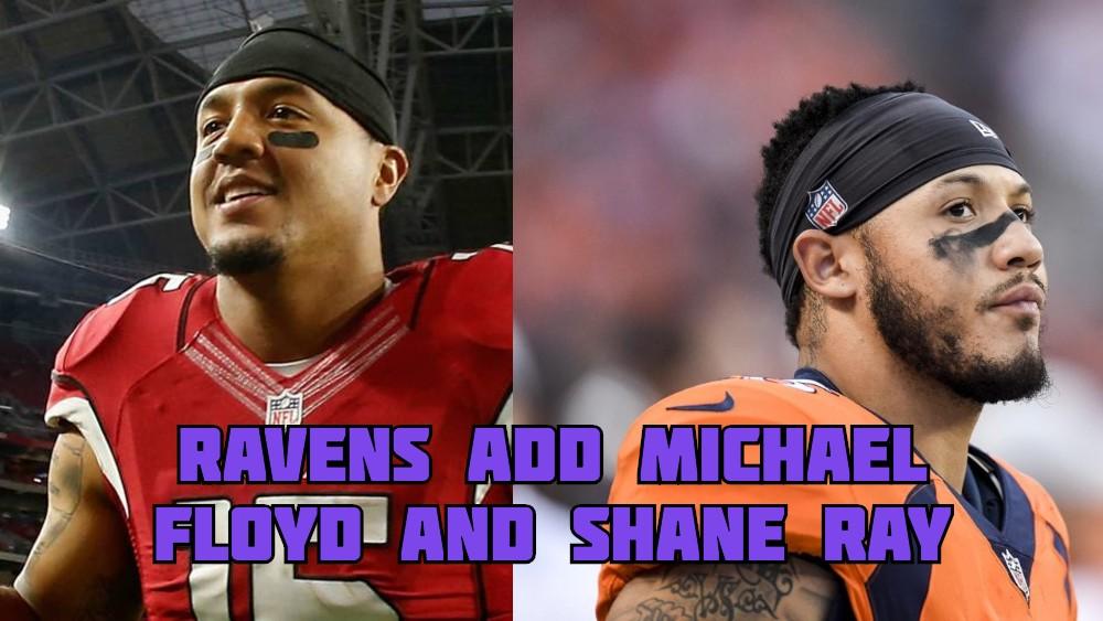 Michael Floyd Shane Ray Baltimore Ravens