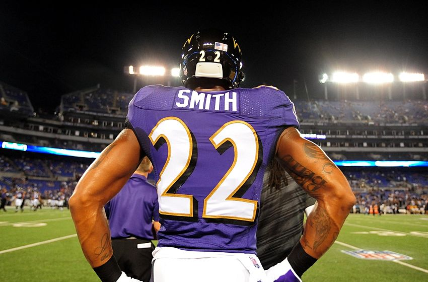 Jimmy Smith Ravens trade
