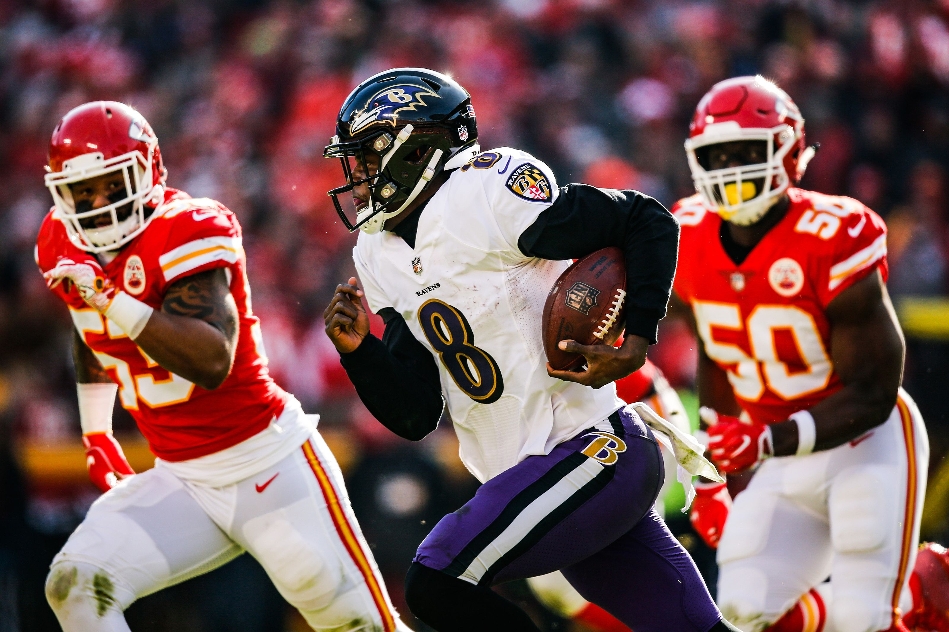 Ravens Chiefs 2019 Preview