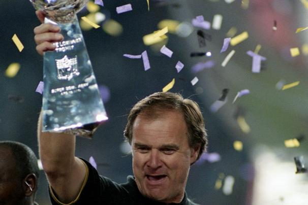 Brian Billick Super Bowl