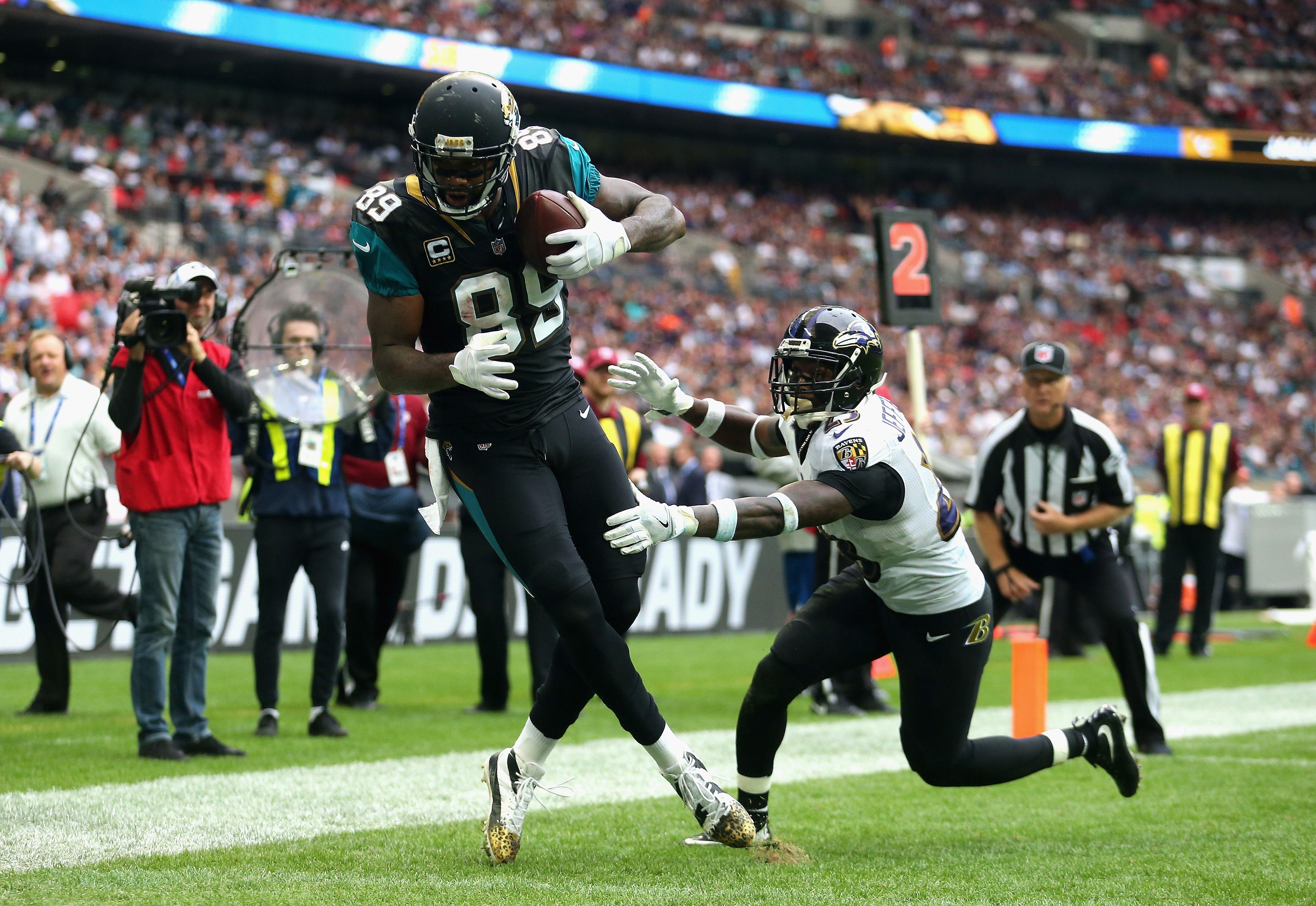 Ravens Jaguars Preseason Week 1 2019