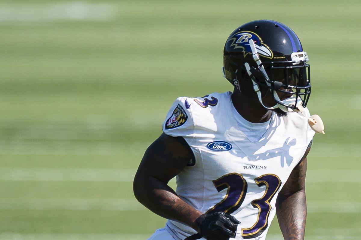 Tony Jefferson Ravens Knee Injury